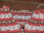 Steeking on Fair Isle Sweater
